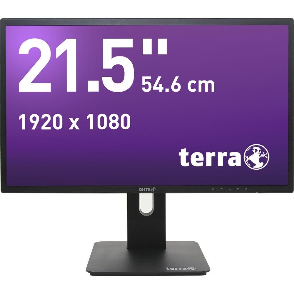 TERRA LED 2256W PV schwarz DP, HDMI GREENLINE PLUS
