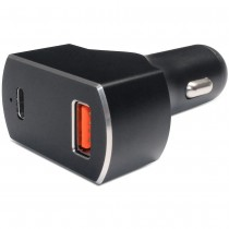USB Car Charger 12V/24V