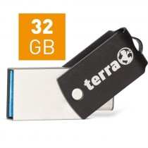 TERRA USThree A+C USB3.1  32GB 200/30 black