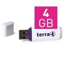 TERRA USBee USB2.0   4GB 14/4 white