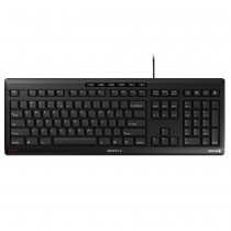 TERRA Keyboard 3500 Corded [DE] USB black baugleich zum Cherry Stream Keyboard JK-8500DE-2