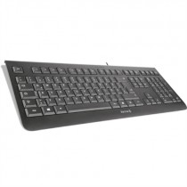 TERRA Keyboard 1000 Corded [FR] USB black/noir