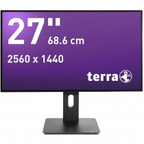 TERRA LED 2766W PV schwarz DP/HDMI GREENLINE PLUS