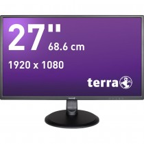 TERRA LED 2747W schwarz HDMI GREENLINE PLUS
