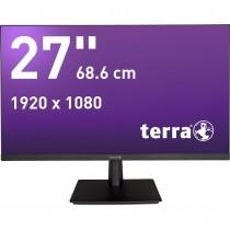 TERRA LED 2763W black DP/HDMI GREENLINE PLUS