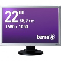 TERRA LED 2230W PV silber/schw DVI GREENLINE PLUS