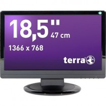 TERRA LED 1910W schwarz GREENLINE PLUS