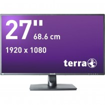 TERRA LED 2756W schwarz DP+HDMI GREENLINE PLUS