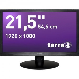 TERRA LED 2212W schwarz DVI GREENLINE PLUS