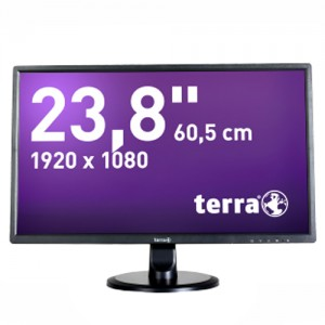 TERRA LED 2446W schwarz HDMI/DVI GREENLINE PLUS