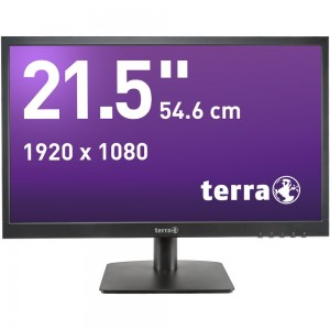 TERRA LED 2226W black HDMI GREENLINE PLUS