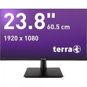 TERRA LED 2463W black DP/HDMI GREENLINE PLUS